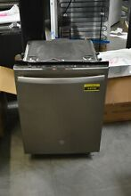 GE DDT595SMJES 24  Slate Fully Integrated Dishwasher NOB  44596 CLW