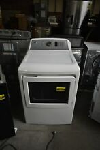 GE GTD65EBSJWS 27  White Front Load Electric Dryer NOB  44614 HRT