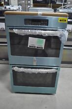 GE JT3500SFSS 30  Stainless Double Electric Wall Oven NOB  31005 CLN