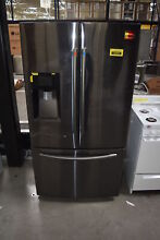 Samsung RF263TEAESG 36  Black Stainless French Door Refrigerator NOB  32829 WLK