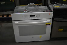 GE JT3000DFWW 30  White Single Electric Wall Oven NOB  30592 HRT