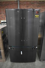Samsung RF260BEAESG 36  Black Stainless French Door Refrigerator NOB  38055 HRT