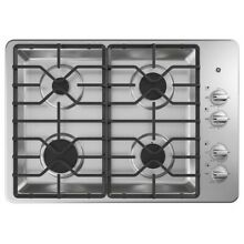 GE JGP3030SLSS 30  Stainless Gas Cooktop NOB  44919 CLW