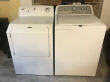 MAYTAG  HE  Washer And MAYTAG Dryer   Electric   Great Shape  Works Perfectly