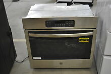 GE JT3000SFSS 30   Stainless Electric Single Wall Oven NOB  42772 MAD