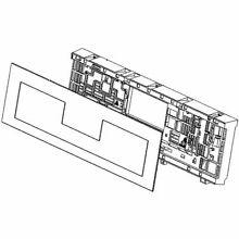 Lg AGM75309002 Range Touch Control Panel Assembly Genuine OEM part