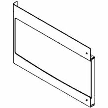 Frigidaire 5304491539 Microwave Door Outer Frame Genuine OEM part