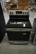 Frigidaire LGEF3046TF 30  Stainless Freestanding Electric Range  45342 CLW
