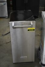 KitchenAid KUIX505ESS 15  Stainless Automatic Ice Maker  45309 HRT