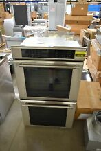 Thermador ME302JP 30  Stainless Electric Double Wall Oven NOB  45745 HRT