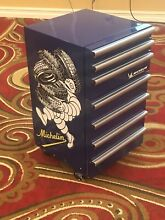 MICHELIN  TOOL CHEST MINI FRIDGE  50L 1 8 cu ft