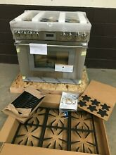 Thermador PRD366WHU 36  Dual Fuel Pro Harmony Range 6 Burners Stainless Steel