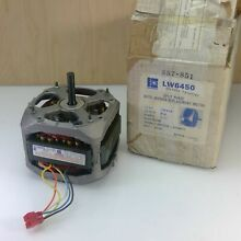 New VTG Emerson WASHING MACHINE MOTOR   S87 851 LW6450