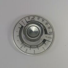 VTG Whirlpool DRYER LPI5501W0 Parts   Timer Knob 337394