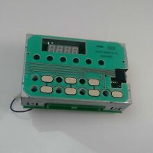 SPEED QUEEN Coin Op WASHER Main Control Board 202025 5260120 7702168000