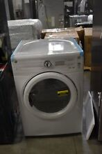 GE GFD40ESCMWW 27  White Front Load Electric Dryer 7 0 Cu  Ft  NOB  46453 HRT