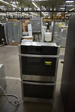 GE JKD3000SNSS 27  Stainless Double Electric Wall Oven NOB  46602 HRT
