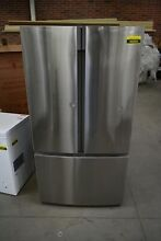 Insignia NSRFD26SS9 36  Stainless French Door Refrigerator  46894 HRT