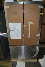 KitchenAid KRFC604FSS 36  Stainless French Door Refrigerator NOB  32088 HRT