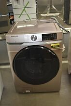 Samsung WF45R6100AC 27  Champagne Front Load Washer  47201 HRT