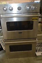 Viking VEDO5302SS 30  Stainless Double Wall Oven NOB  36722 HRT