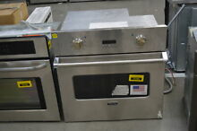 Viking VESO1302SS 30  Stainless Single Electric Wall Oven NOB  35396 MAD