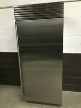 Sub Zero BI 36R S TH 36  Stainless Built In Classic All Refrigerator Right Hinge