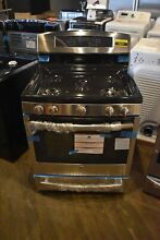 GE PGB940SEHSS 30  Stainless Freestanding Convection Gas Range NOB  6927 MAD