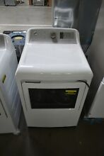 GE GTD75GCSLWS 27  White 7 4 CU FT  Front Load Gas Dryer NOB  43333 HRT