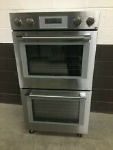 Thermador PO302W   30  Professional Series Double Wall Oven Stainless