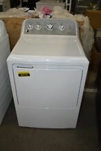 GE GTD45GASJWS 27  White Front Load Gas Dryer NOB  49170 HRT