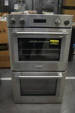 Thermador POD302W 30  Stainless Double Electric Wall Oven  49324 HRT