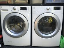 Kenmore front Load Washer   Gas Dryer  White