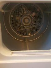 GE Electric Dryer  Good working condition  buying new set  You must pick up