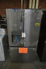 GE GFE26JSMSS 36  Stainless French Door Refrigerator NOB  41768 HRT