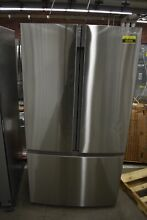 Insignia NSRFD26SS9 36  Stainless French Door Refrigerator  49496 HRT