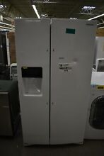 Samsung RS25H5121WW 36  White Side By Side Refrigerator  49893 HRT