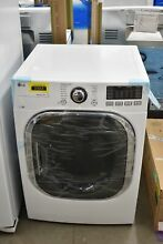 LG DLEX4370W 27  White Front Load Electric Dryer NOB  30297 HRT