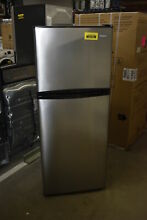 Haier HA12TG21SS 24  Stainless Top Freezer Refrigerator  39768 CLN