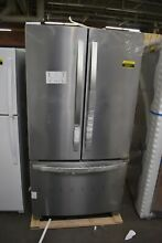 Whirlpool WRF535SWHZ 36  Stainless French Door Refrigerator NOB  50251 HRT