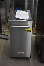 KitchenAid KUIX535HPS 15  Stainless Built In Ice Maker NOB  50465 HRT