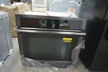Samsung NV51K6650SG 30  Black Stainless Single Electric Wall Oven NOB  50530 HRT
