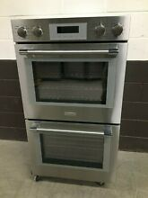 Thermador PO302W   30  PRO Series Double Wall Oven Stainless