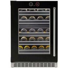 Danby Silhouette Reserve 24  Dual Zone Built in Wine Cooler SRVWC050R