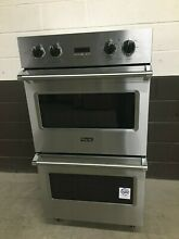 Viking Professional 30  Select Double Wall Oven VDOE130SS   5 Series