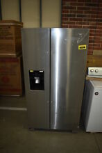 Whirlpool WRS325SDHZ 36  Stainless Side By Side Refrigerator NOB  37797 HRT