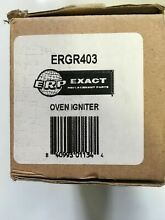 Exact Replacement Parts ERGR403 Universal Gas Range Oven Igniter Round Style   Z