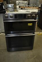 Samsung NQ70M7770DG 30  Black Stainless Electric Microwave Oven Combo  51587
