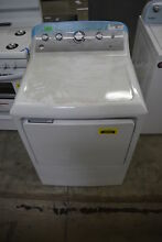 GE GTD45EASJWS 27  White Front Load Electric Dryer NOB  31543 CLN