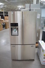 Samsung RF28HFEDTSR 36  Stainless French Door Refrigerator NOB  26319 CLN